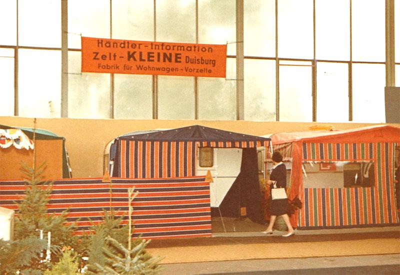 Historische Bilder: Messe Essen 60er Jahre